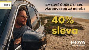 Akce Enroute – brýlové čočky pro řidiče